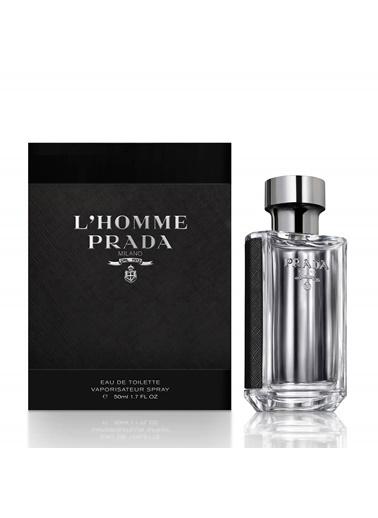 Prada Prada L'Homme Prada Edt 50 Ml - Erkek Parfümü Renksiz